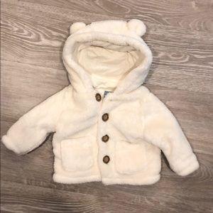 Baby gap teddy bear fleece
